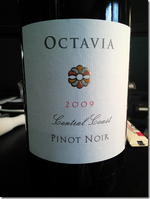 Octavia Pinot Noir